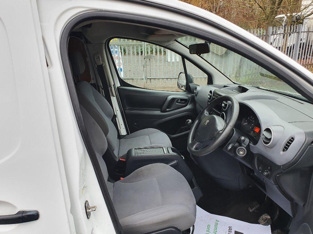2016 Peugeot Partner 715 S 1.6 Hdi 92 Crew Van (NX16XXF) Image 7
