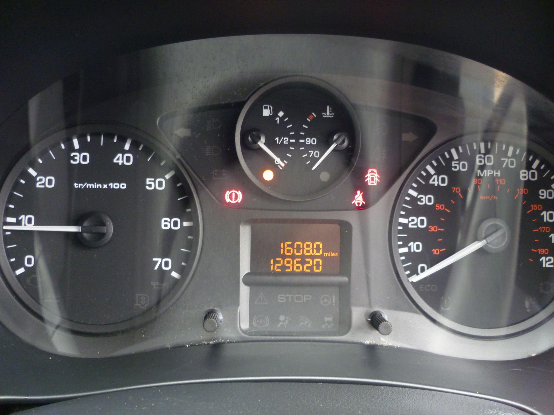 2016 Peugeot Partner L1 850 S 1.6HDI 92PS EURO 5 (NX16XXN) Image 22