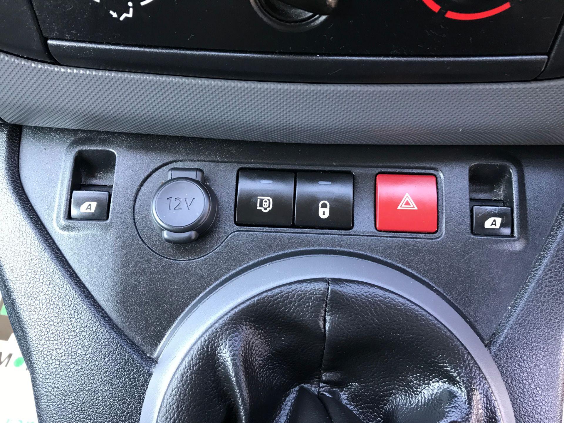 2016 Peugeot Partner L1 850 S 1.6 92PS [SLD] EURO 5 (NX16YMP) Image 21