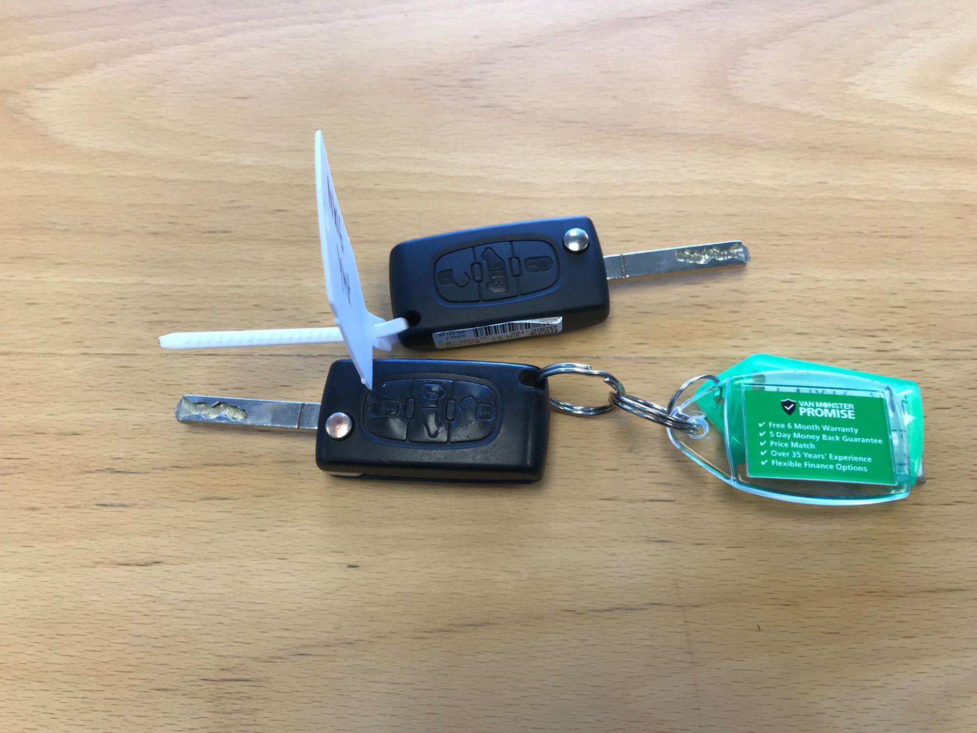 2016 Peugeot Partner L1 850 S 1.6 92PS [SLD] EURO 5 (NX16YMP) Image 22