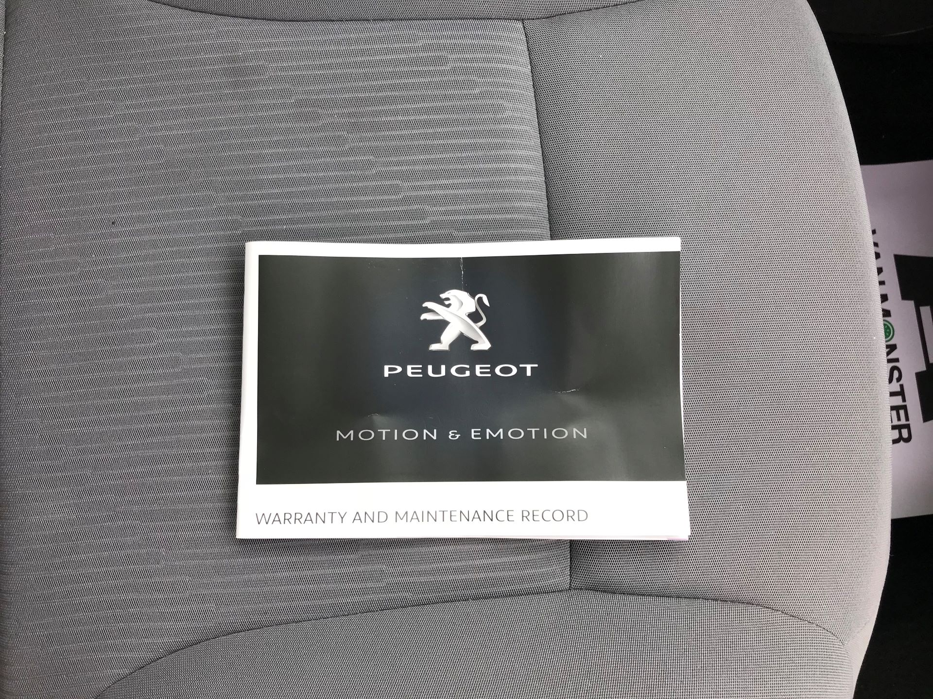2016 Peugeot Partner L1 850 S 1.6 92PS (SLD) EURO 5 (NX16YNH) Image 28