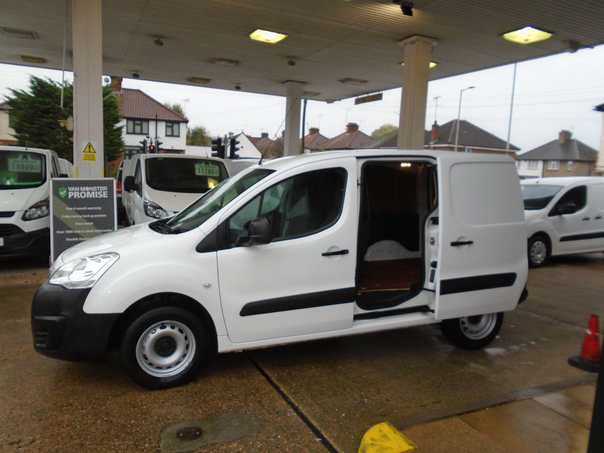 2016 Peugeot Partner 850 S 1.6 Hdi 92 Van [Sld(EURO5) (NX16YPM) Image 12
