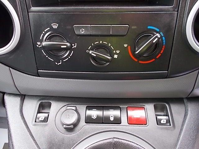 2016 Peugeot Partner L1 850 S 1.6 92PS [SLD] EURO 5 (NX16YRJ) Image 20