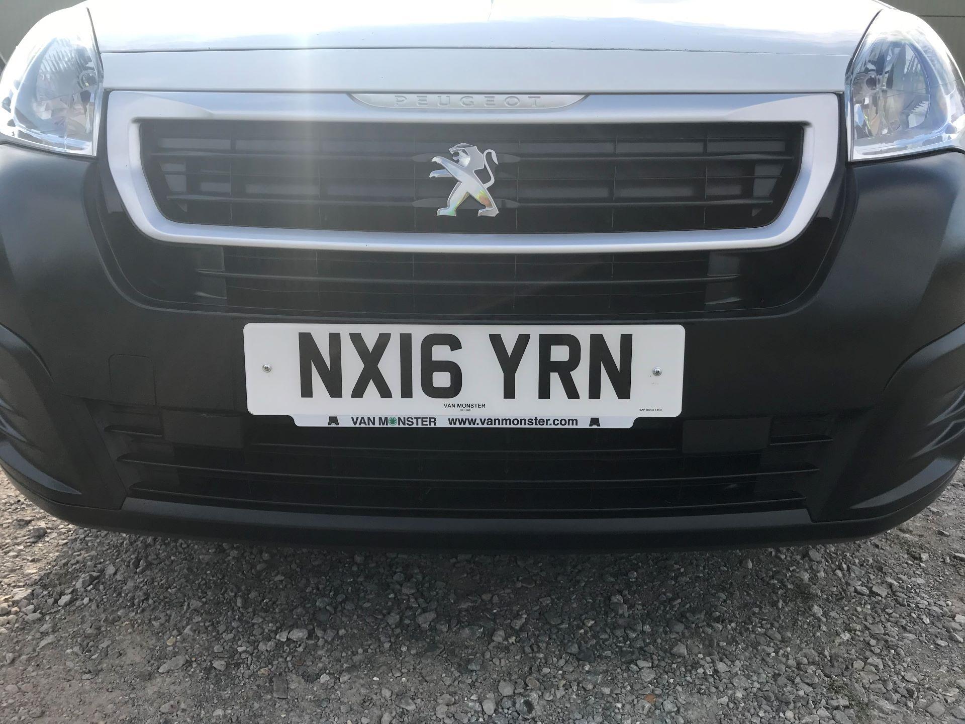 2016 Peugeot Partner L1 850 S 1.6 92PS [SLD] EURO 5 (NX16YRN) Image 14