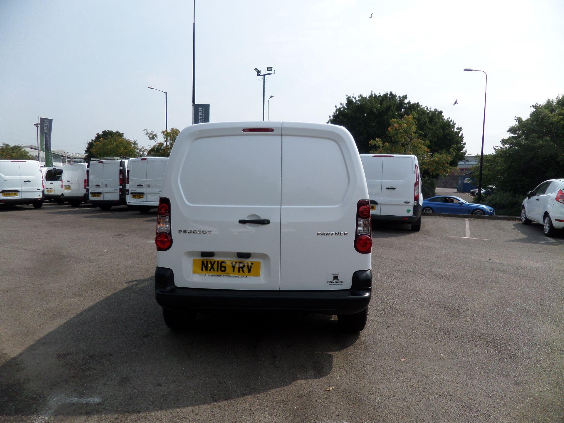 2016 Peugeot Partner 850 S 1.6 Hdi 92 Van [Sld] Euro 5 (NX16YRV) Image 3