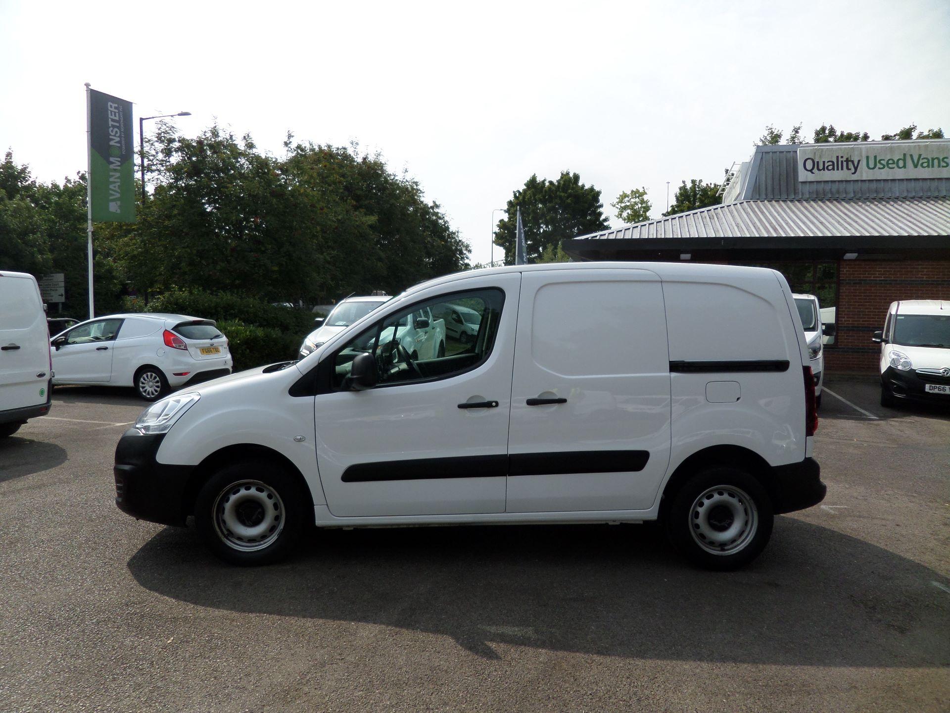 2016 Peugeot Partner 850 S 1.6 Hdi 92 Van [Sld] Euro 5 (NX16YRV) Image 6