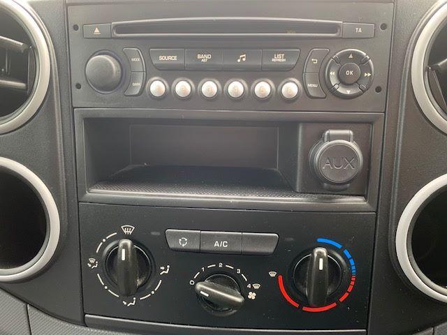 2016 Peugeot Partner L1 850 S 1.6 92PS (SLD) EURO 5 (NX16YTB) Image 21