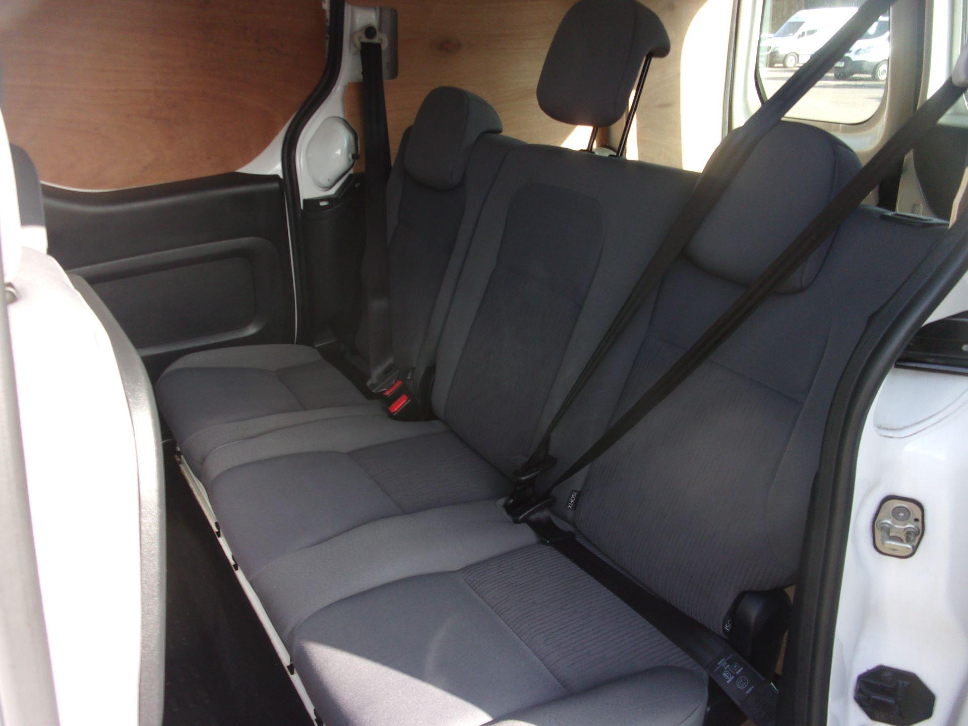 2016 Peugeot Partner L2 715 S 1.6 HDI 92PS CREW VAN EURO 5 (NX16YTO) Image 18