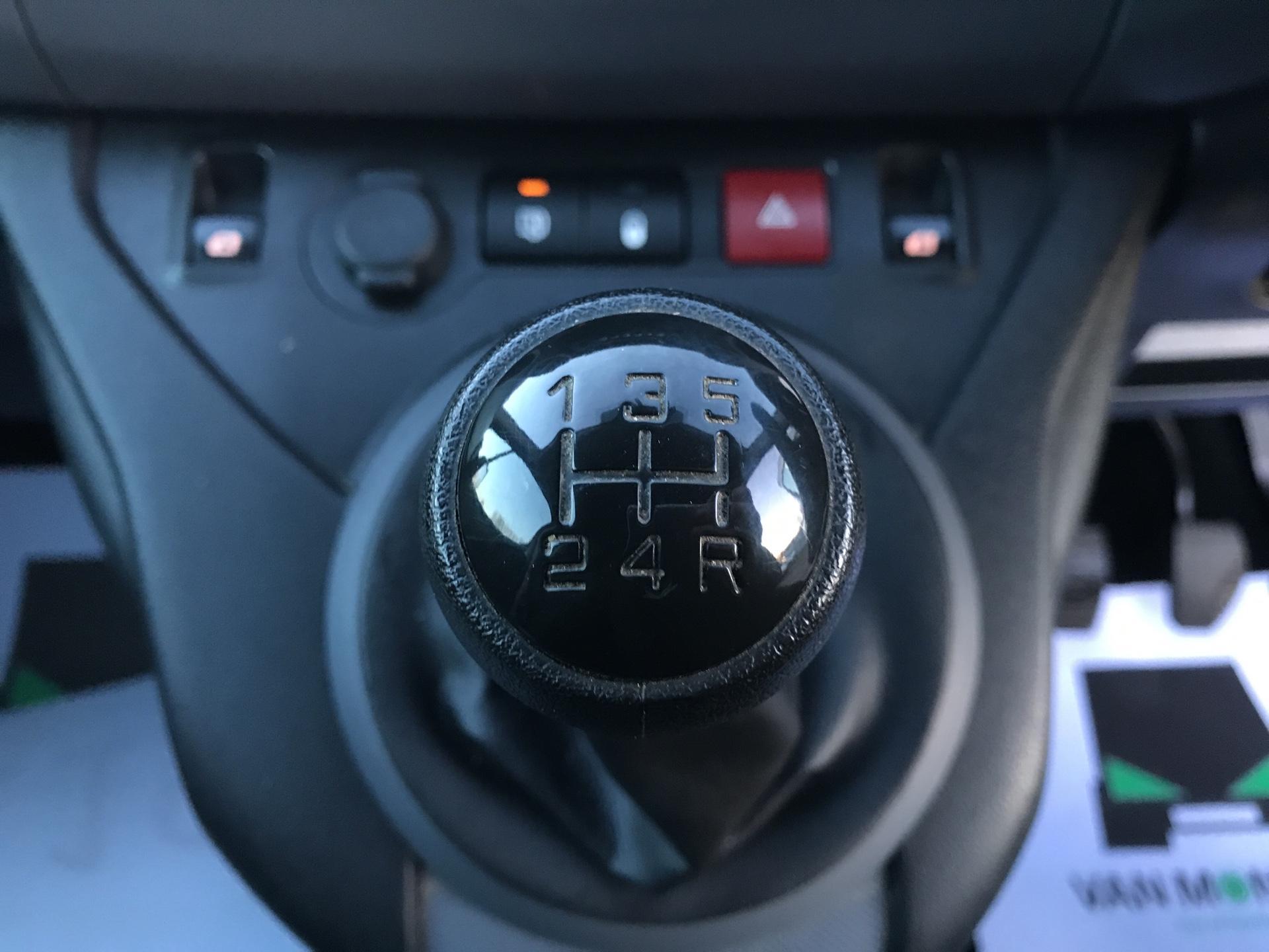 2016 Peugeot Partner L2 715 S 1.6 92PS CREW VAN EURO 5 (NX16YTS) Image 11