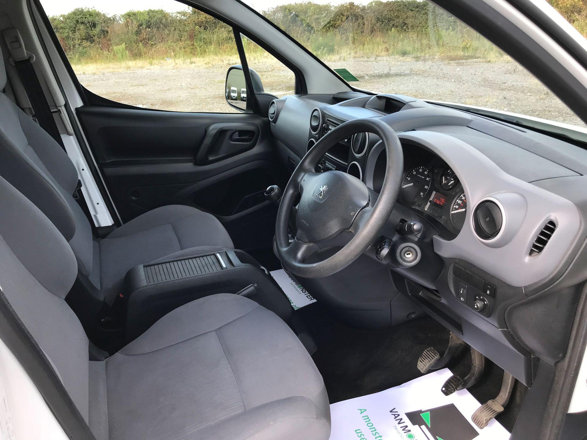 2016 Peugeot Partner L1 850 S 1.6 92PS [SLD] EURO 5 (NX16YUL) Image 22