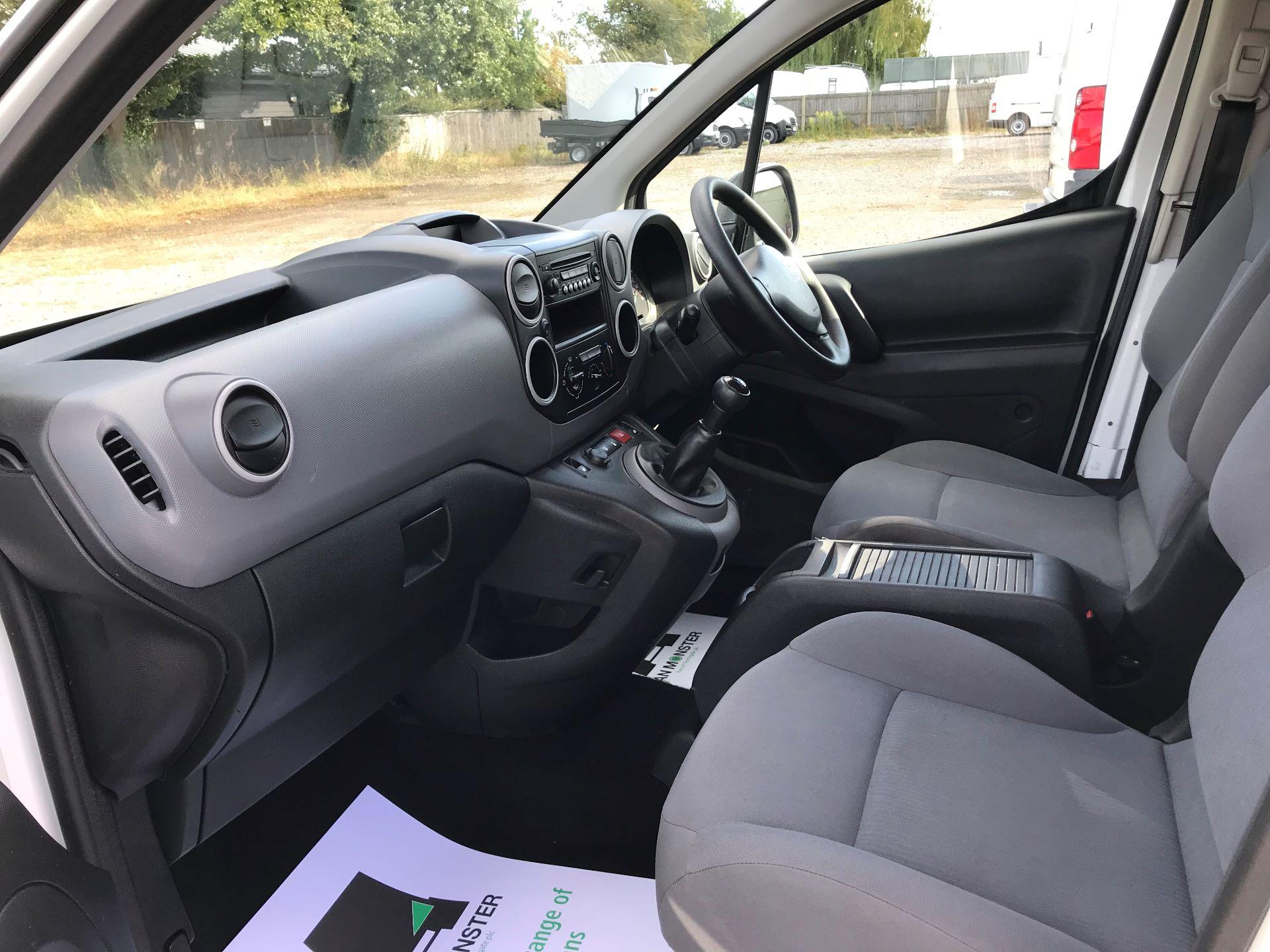 2016 Peugeot Partner L1 850 S 1.6 92PS [SLD] EURO 5 (NX16YUL) Image 21