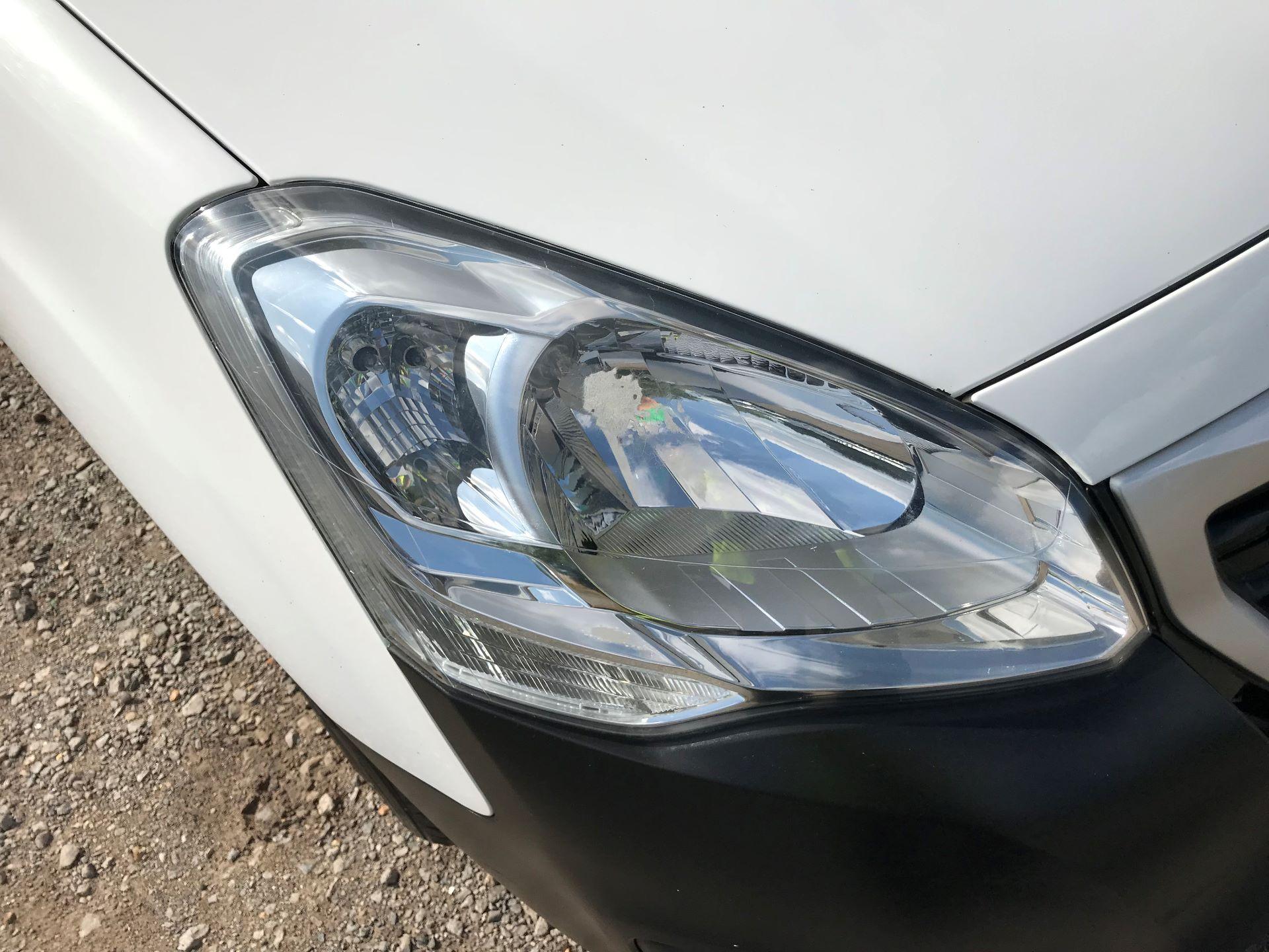 2016 Peugeot Partner L1 850 S 1.6 92PS [SLD] EURO 5 (NX16YUL) Image 17