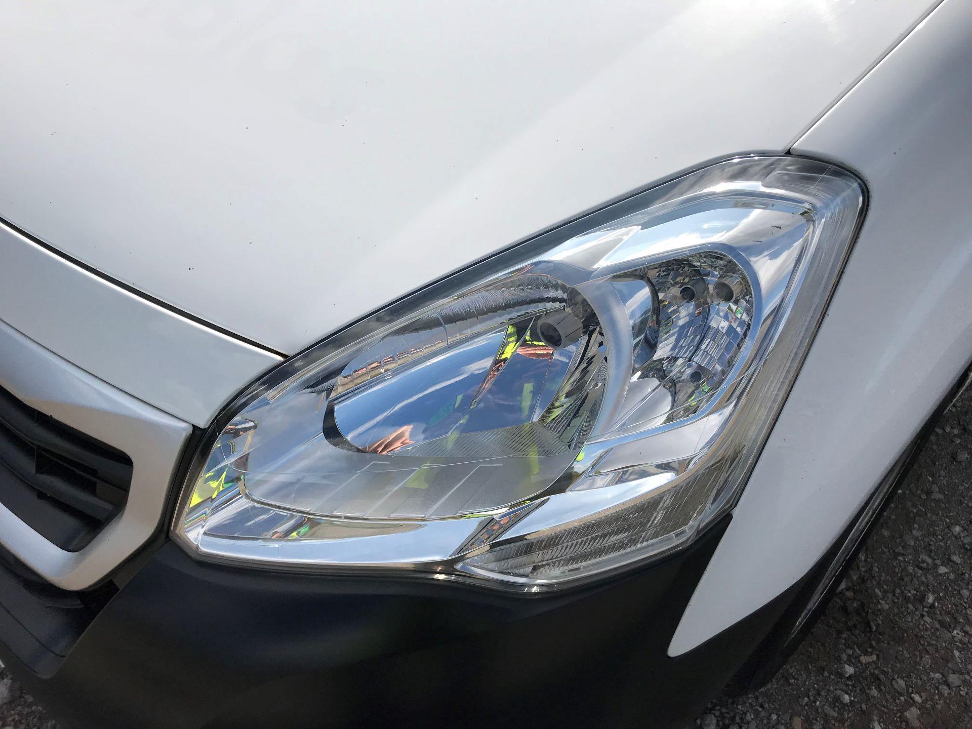 2016 Peugeot Partner L1 850 S 1.6 92PS [SLD] EURO 5 (NX16YUL) Image 18