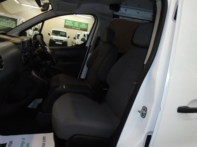 2016 Peugeot Partner L2 715 S 1.6 92PS CREW VAN EURO 5 (NX16YTY) Image 15