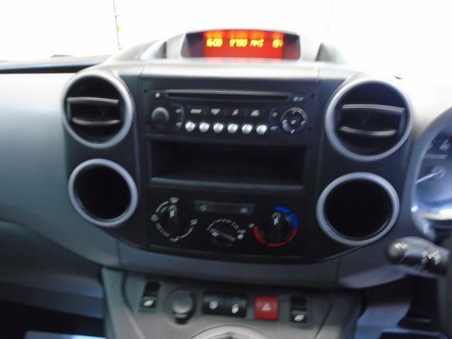 2016 Peugeot Partner L2 715 S 1.6 92PS CREW VAN EURO 5 (NX16YTY) Image 7