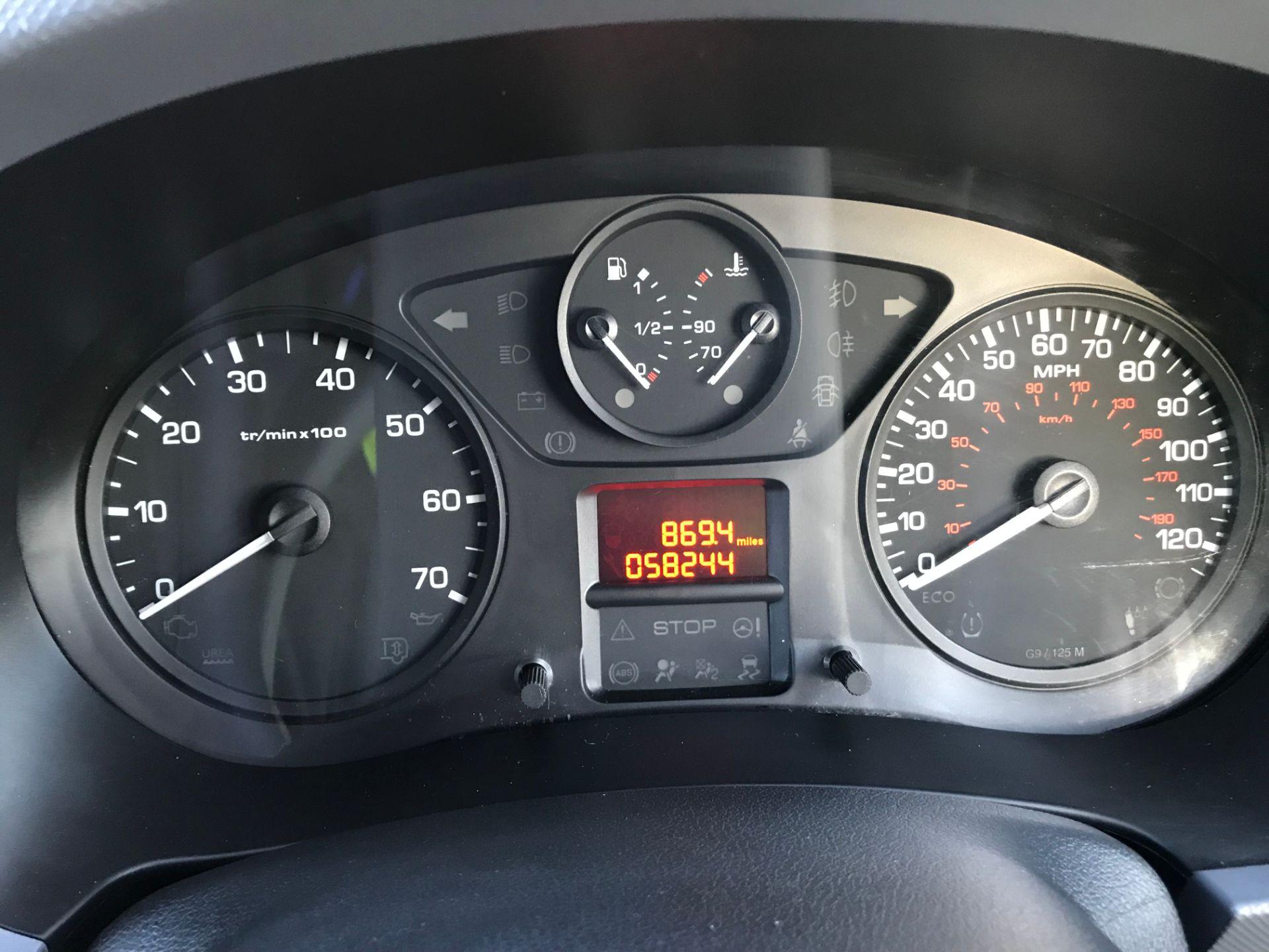 2017 Peugeot Partner 850 1.6 Bluehdi 100 Professional Van [Non Ss] (NX17HVT) Image 21