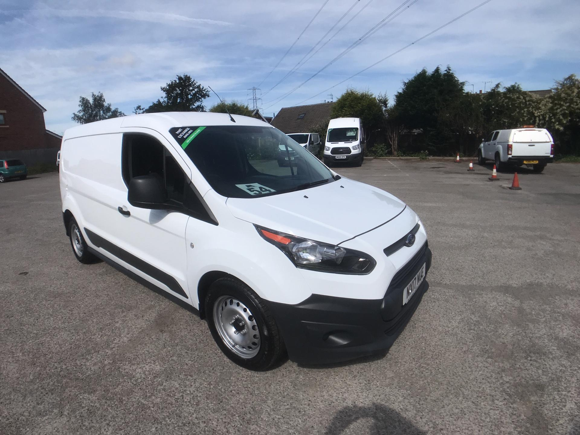 2017 Ford Transit Connect L2 210 1.5 Tdci 75Ps Van EURO 6 (NX17NUE)