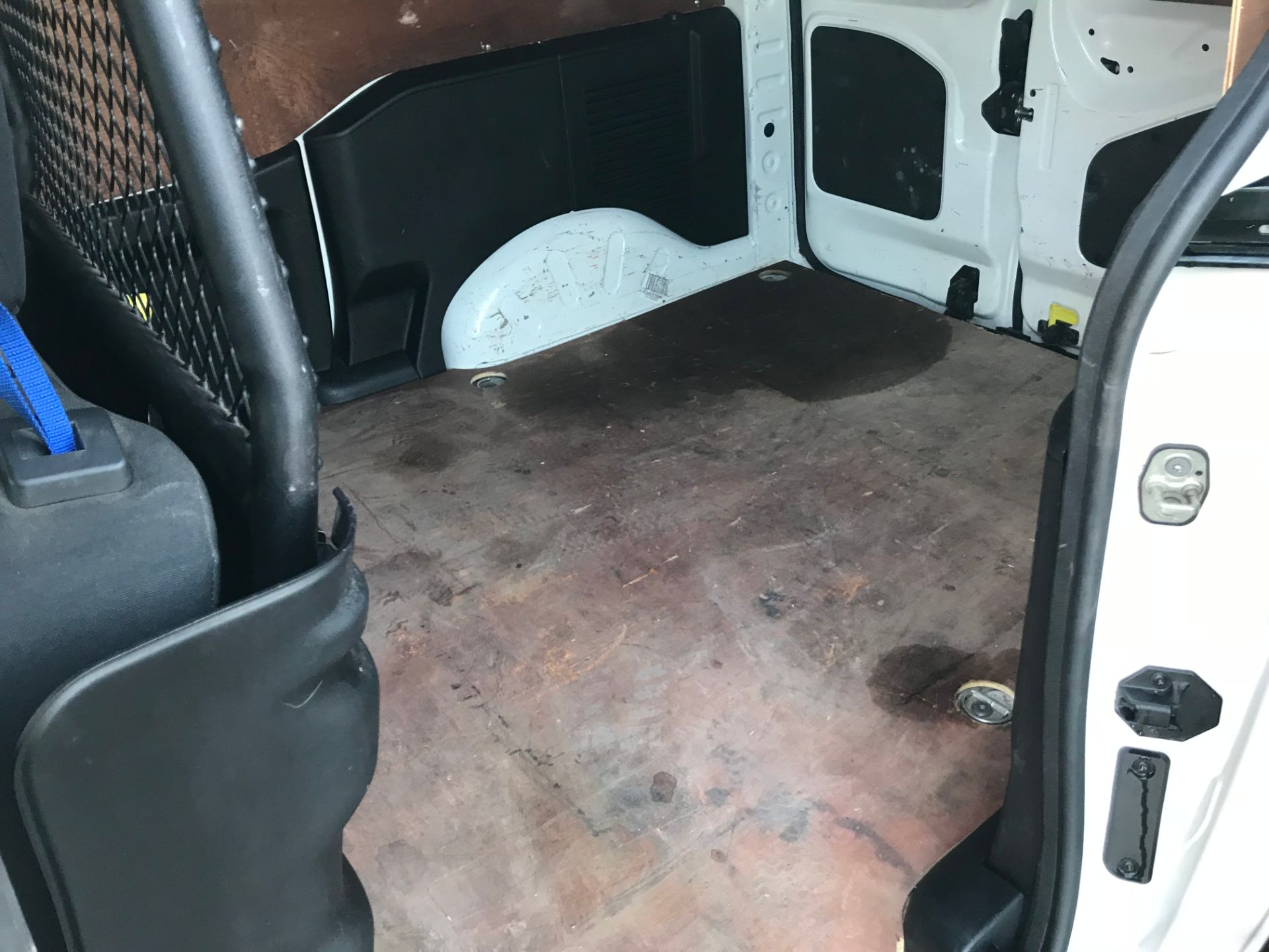 2017 Peugeot Partner 850 1.6 Bluehdi 100 Professional Van [Non Ss] (NX17TNO) Image 10