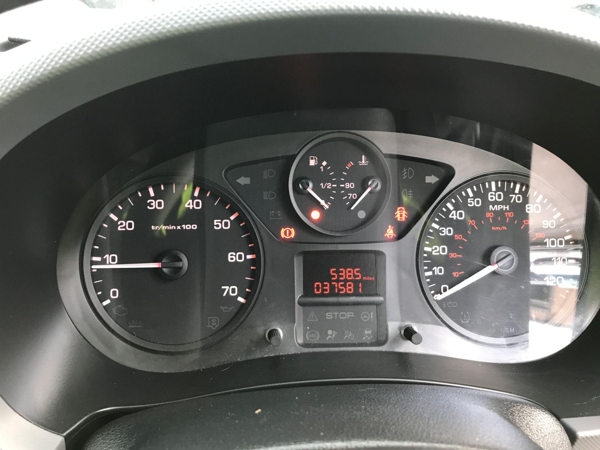 2017 Peugeot Partner L1 850 1.6BLUEHDI 100PS PROFESSIONAL EURO 6 (NX17TOJ) Image 6