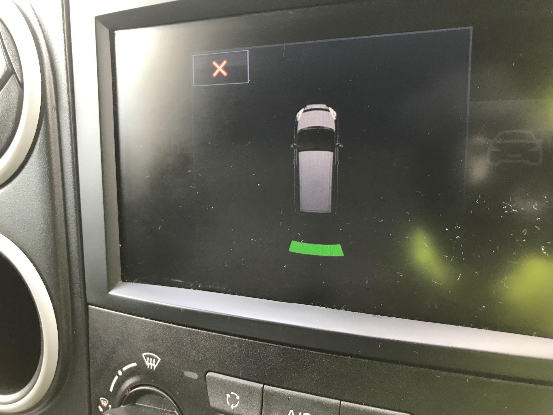 2017 Peugeot Partner L1 850 1.6BLUEHDI 100PS PROFESSIONAL EURO 6 (NX17TOJ) Image 30