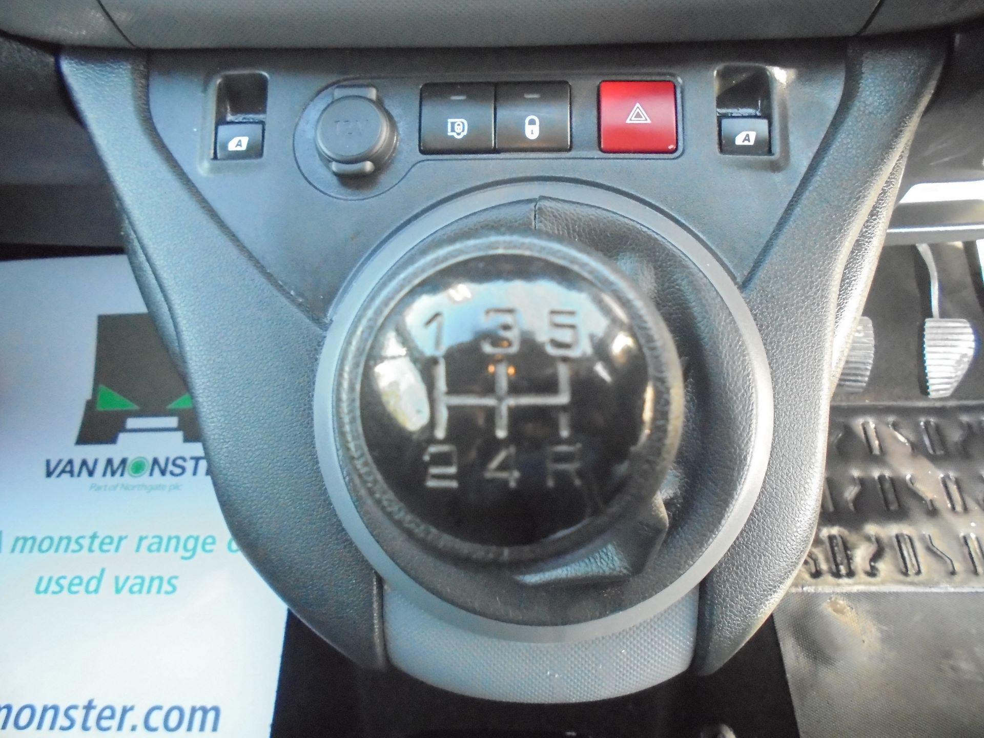 2017 Peugeot Partner L1 850 1.6 BLUEHDI 100  3 SEATER PROFESSIONAL (NON S/S) EURO 6 (NX17TRV) Image 14
