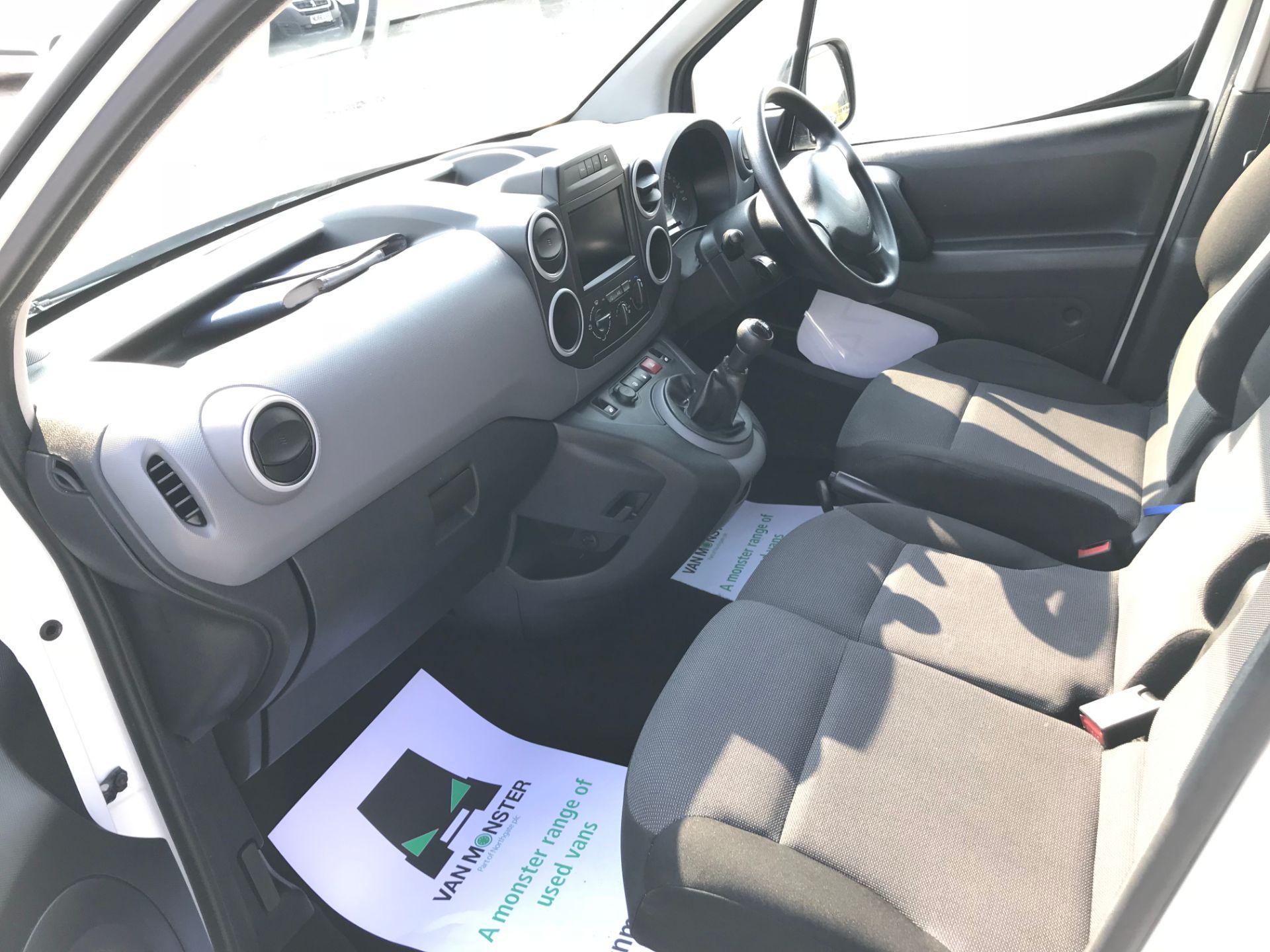 2017 Peugeot Partner 850 1.6 Bluehdi 100 Professional Van [Non Ss] (NX17TSV) Image 22
