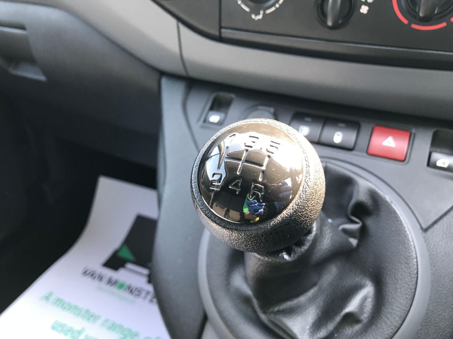 2017 Peugeot Partner 850 1.6 Bluehdi 100 Professional Van [Non Ss] (NX17TSV) Image 30