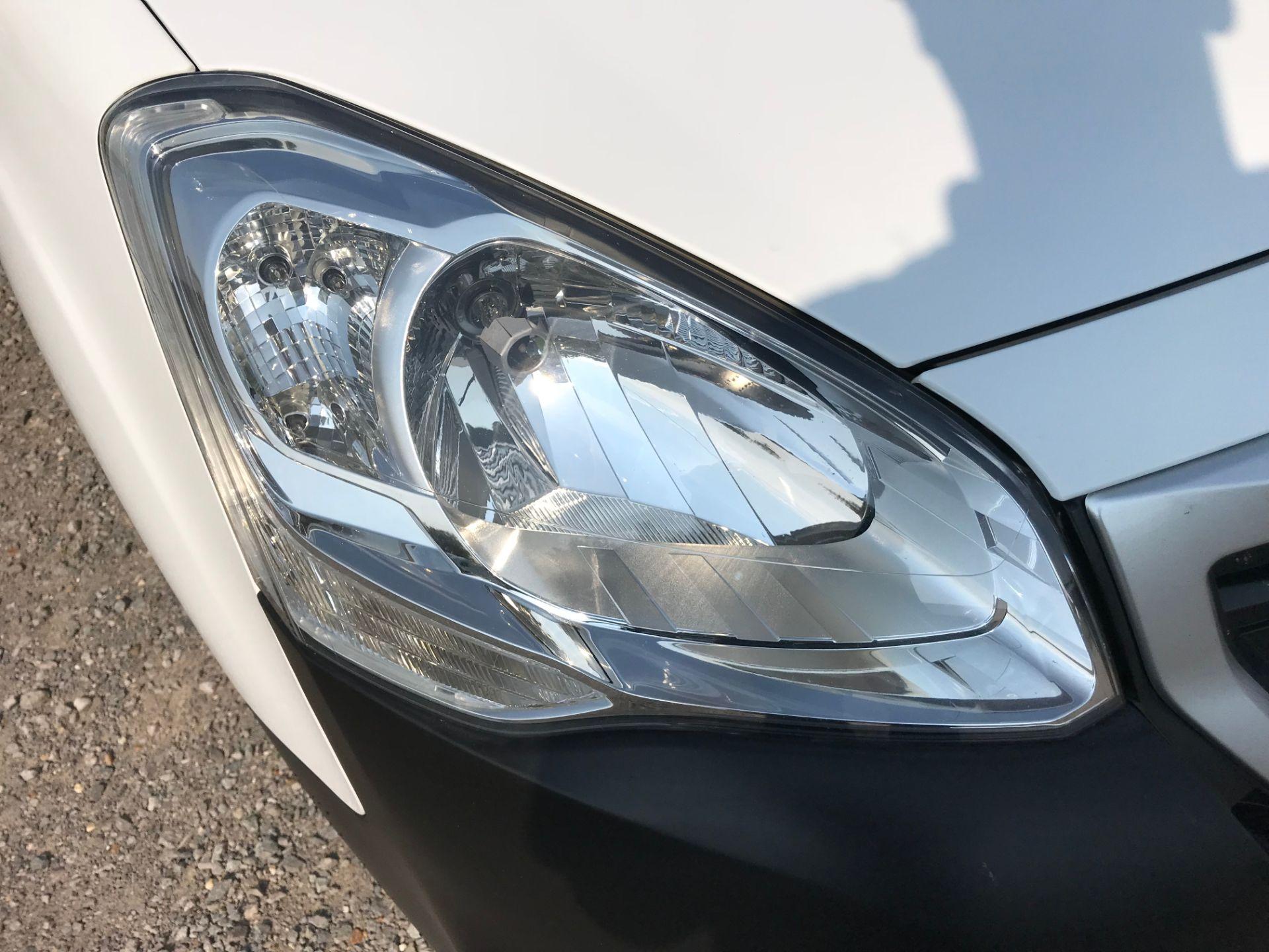 2017 Peugeot Partner 850 1.6 Bluehdi 100 Professional Van [Non Ss] (NX17TSV) Image 18