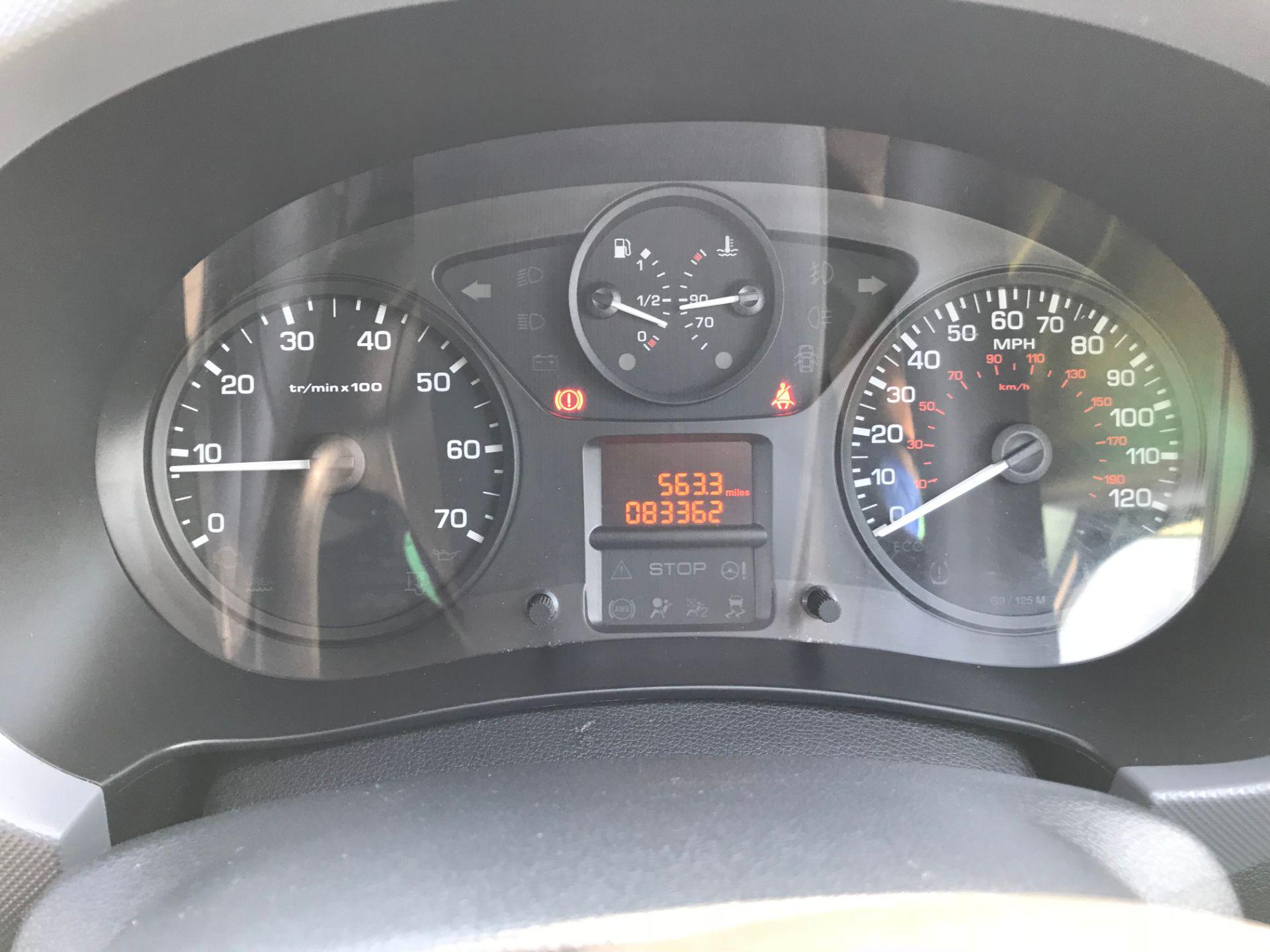 2017 Peugeot Partner 850 1.6 Bluehdi 100 Professional Van [Non Ss] (NX17TSV) Image 27