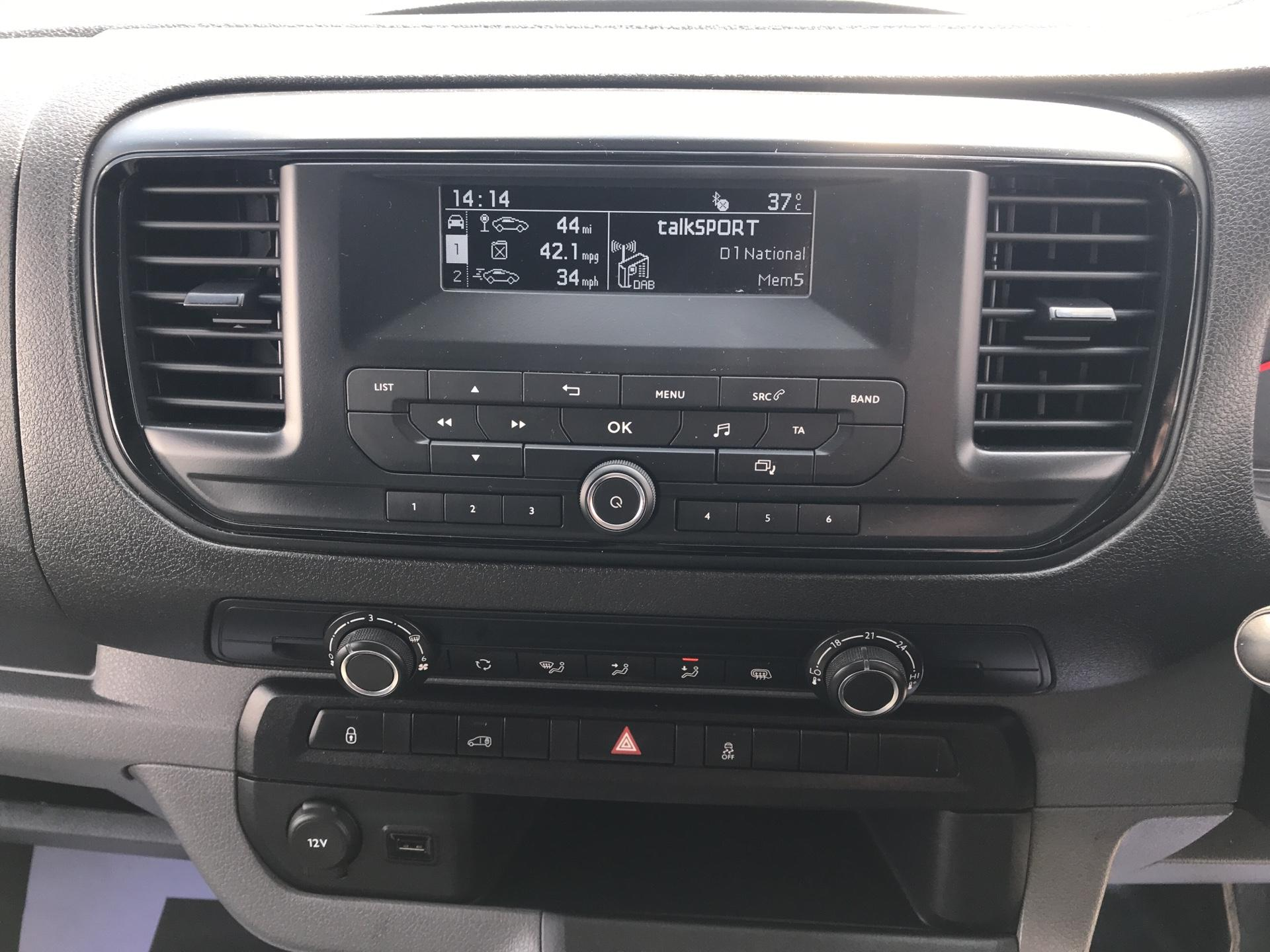 2017 Peugeot Expert STANDARD 1000 1.6 BLUEHDI 95 S EURO 6 (NX17TXW) Image 10