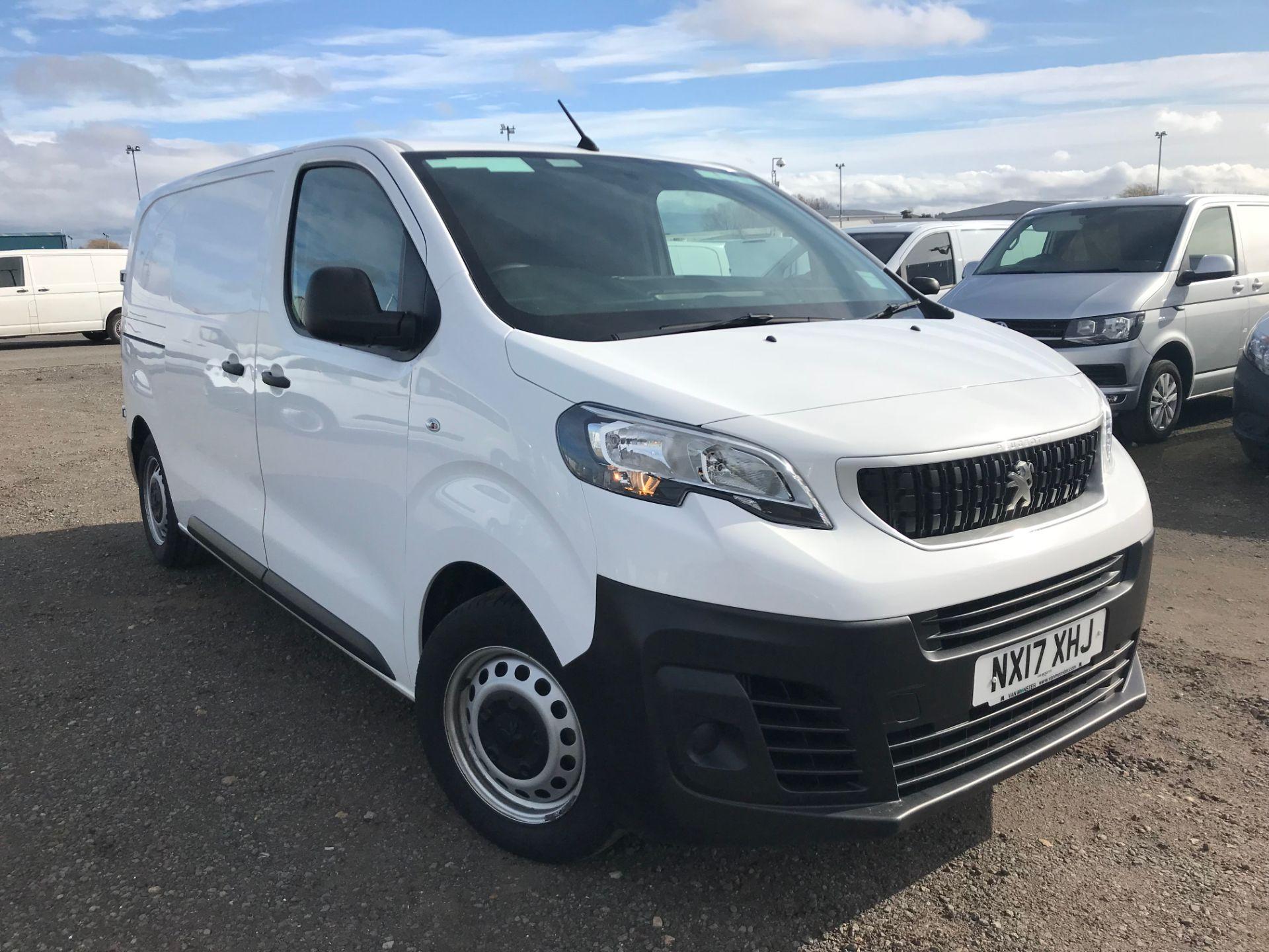 2017 Peugeot Expert 1000 1.6 Bluehdi 95 S Van (NX17XHJ)