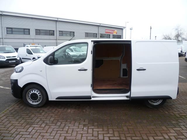 2017 Peugeot Expert 1000 1.6 Bluehdi 95 S Van (NX17XHK) Image 11