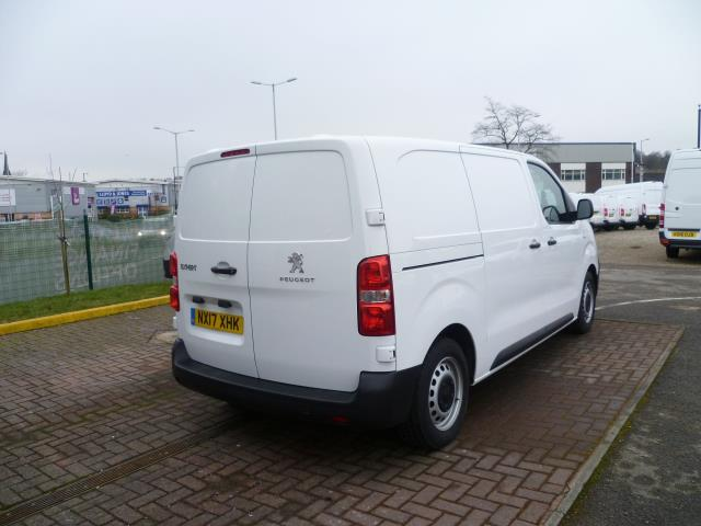 2017 Peugeot Expert 1000 1.6 Bluehdi 95 S Van (NX17XHK) Image 4