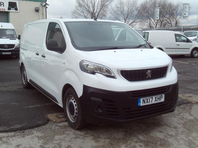 2017 Peugeot Expert 1000 1.6HDI Blue S 95ps   (NX17XHP) Image 1