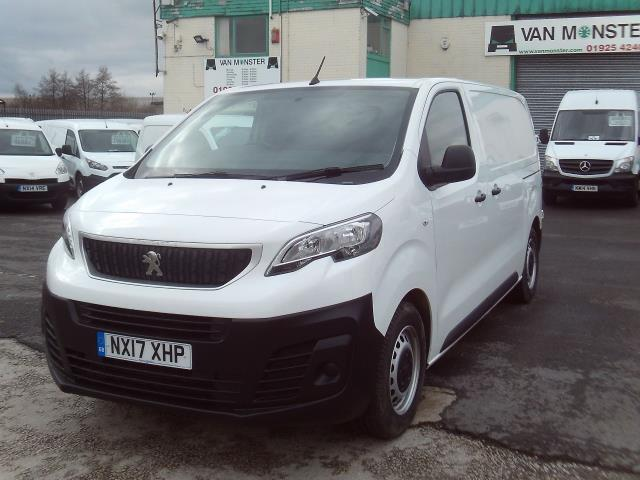 2017 Peugeot Expert 1000 1.6HDI Blue S 95ps   (NX17XHP) Image 2