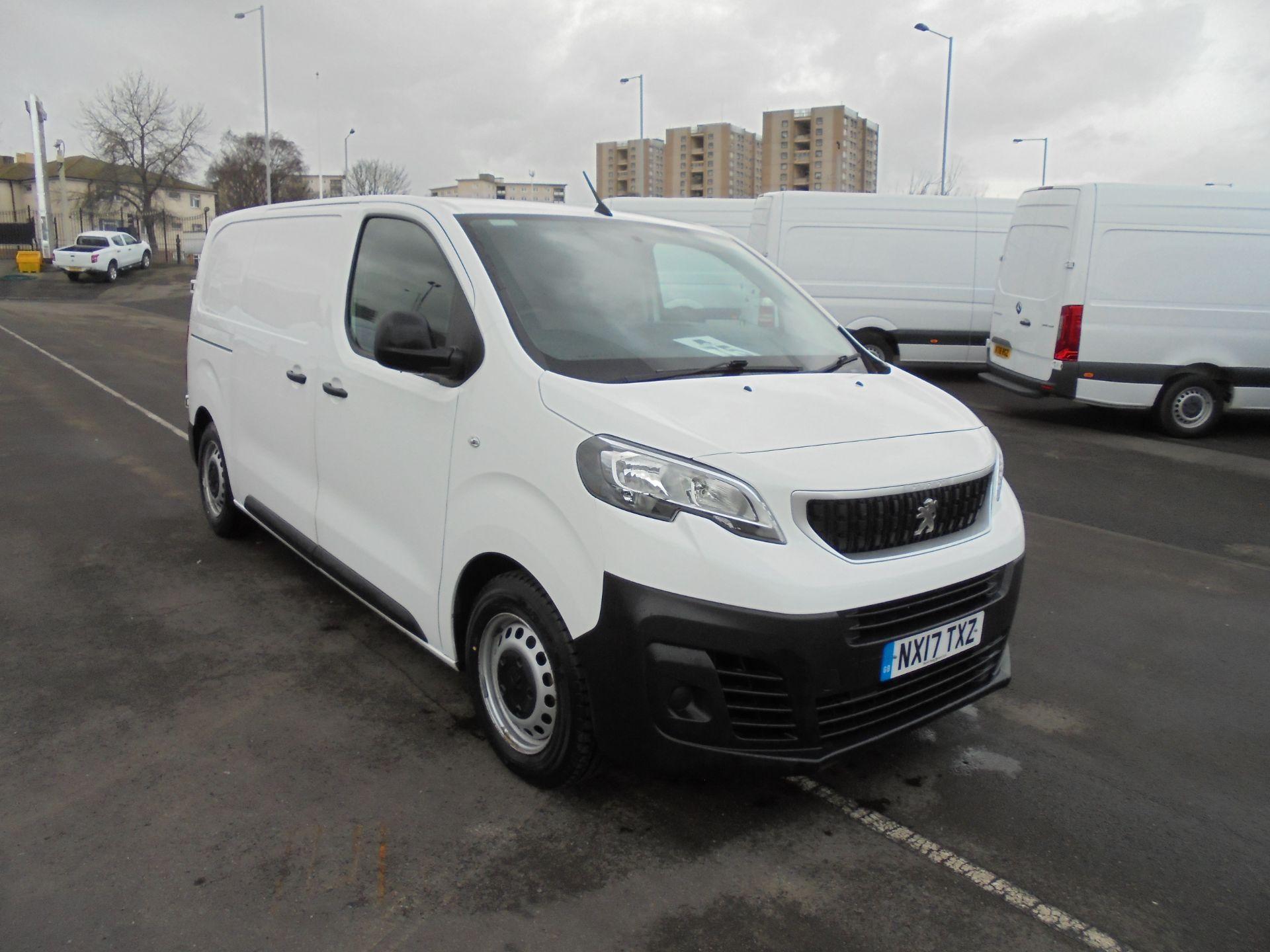2017 Peugeot Expert 1000 1.6 Bluehdi 95Ps S Standard Van (Twin SLD) (NX17TXZ)