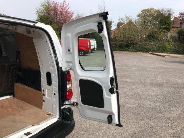 2017 Peugeot Partner 715 S 1.6 Bluehdi 100 Crew Van Euro 6 (NX17XMJ) Image 40