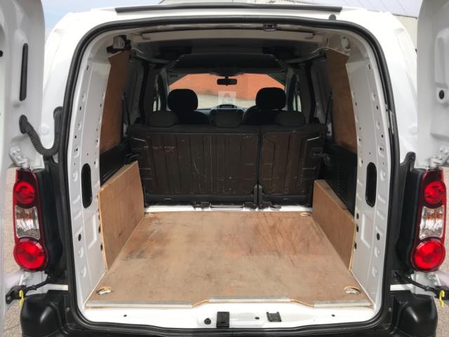 2017 Peugeot Partner 715 S 1.6 Bluehdi 100 Crew Van Euro 6 (NX17XMJ) Image 35