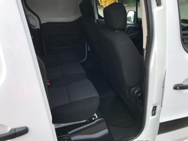 2017 Peugeot Partner 715 S 1.6 Bluehdi 100 Crew Van Euro 6 (NX17XMJ) Image 31