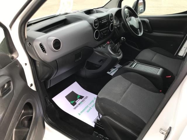 2017 Peugeot Partner 715 S 1.6 Bluehdi 100 Crew Van Euro 6 (NX17XMJ) Image 24