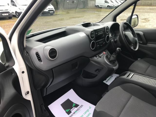 2017 Peugeot Partner  L2 715 S 1.6 BLUEHDI  EURO 6 (NX17YUR) Image 23
