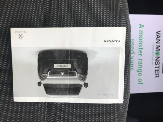 2017 Peugeot Partner  L2 715 S 1.6 BLUEHDI  EURO 6 (NX17YUR) Image 53