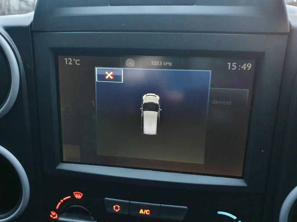 2017 Peugeot Partner 850 1.6 Bluehdi 100 Professional Van [Non Ss] (NX17YUS) Image 23