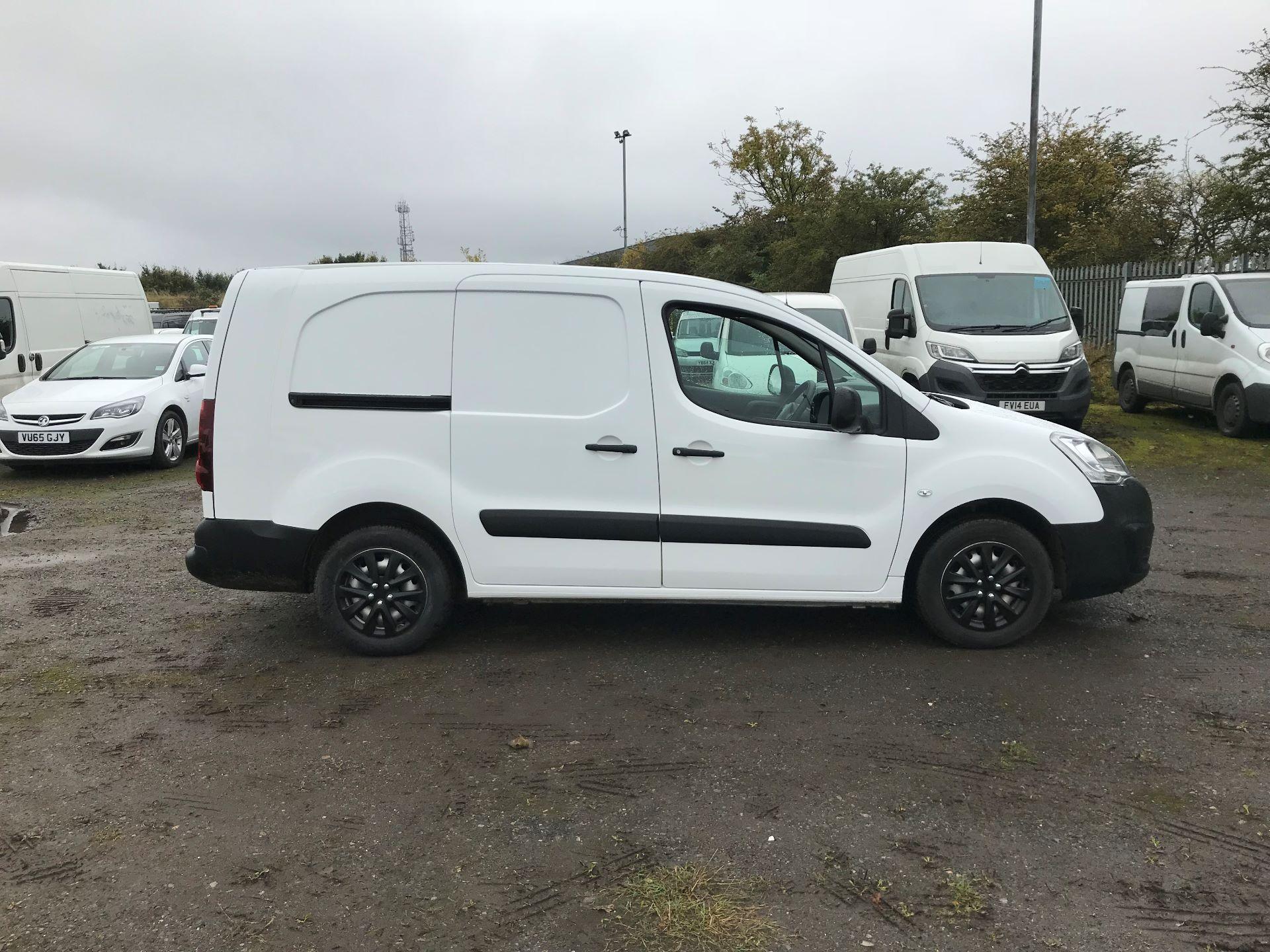 2017 Peugeot Partner 715 S 1.6 Bluehdi 100 Crew Van (NX17YVC) Image 8