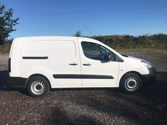 2017 Peugeot Partner 715 S 1.6 Bluehdi 100 Crew Van Euro 6 *Restricted to 69MPH* (NX17YWC) Image 10