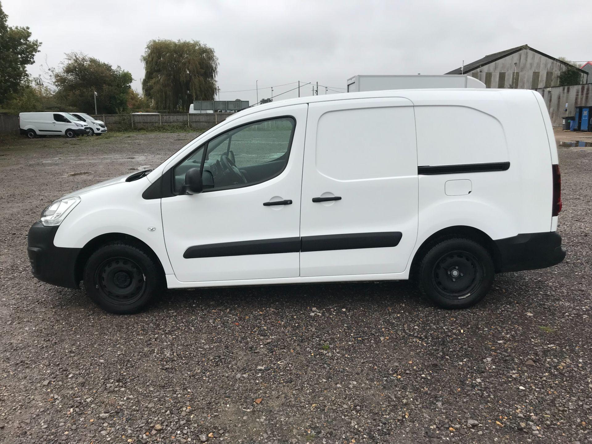 2017 Peugeot Partner 715 S 1.6 Bluehdi 100 Crew Van (NX17YWD) Image 7