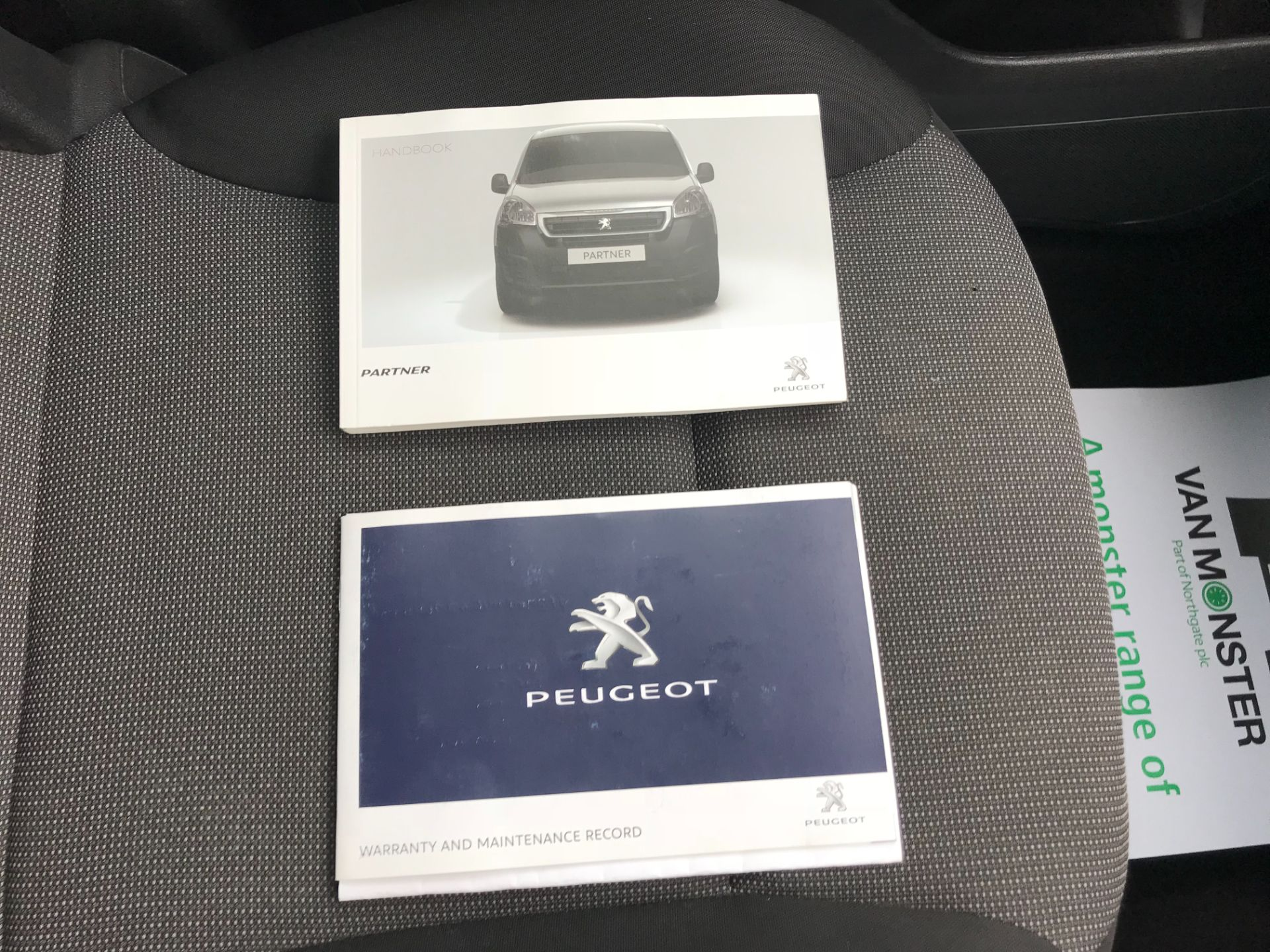 2017 Peugeot Partner 715 S 1.6 Bluehdi 100 Crew Van (NX17YWD) Image 41