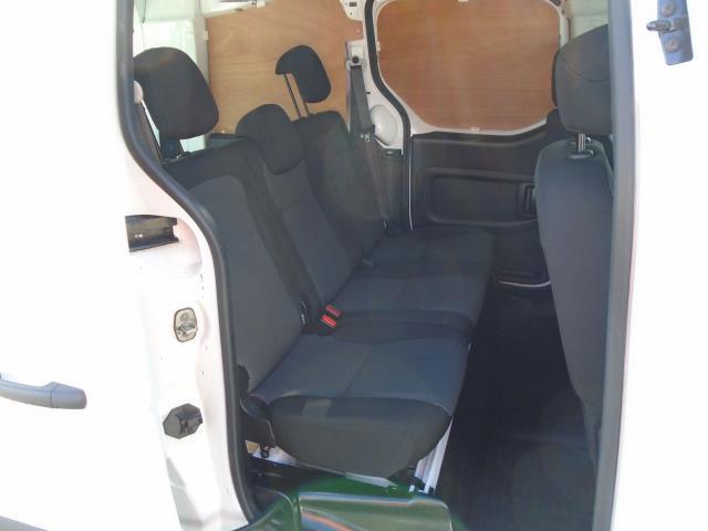 2017 Peugeot Partner 715 S 1.6 Bluehdi 100 Crew Van (NX17YWG) Image 10