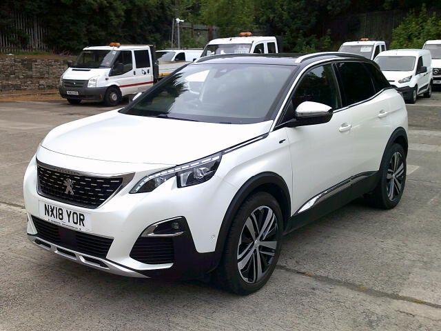2018 Peugeot 3008 2.0 Bluehdi 180 Gt 5Dr Eat6 (NX18YOR) Image 18