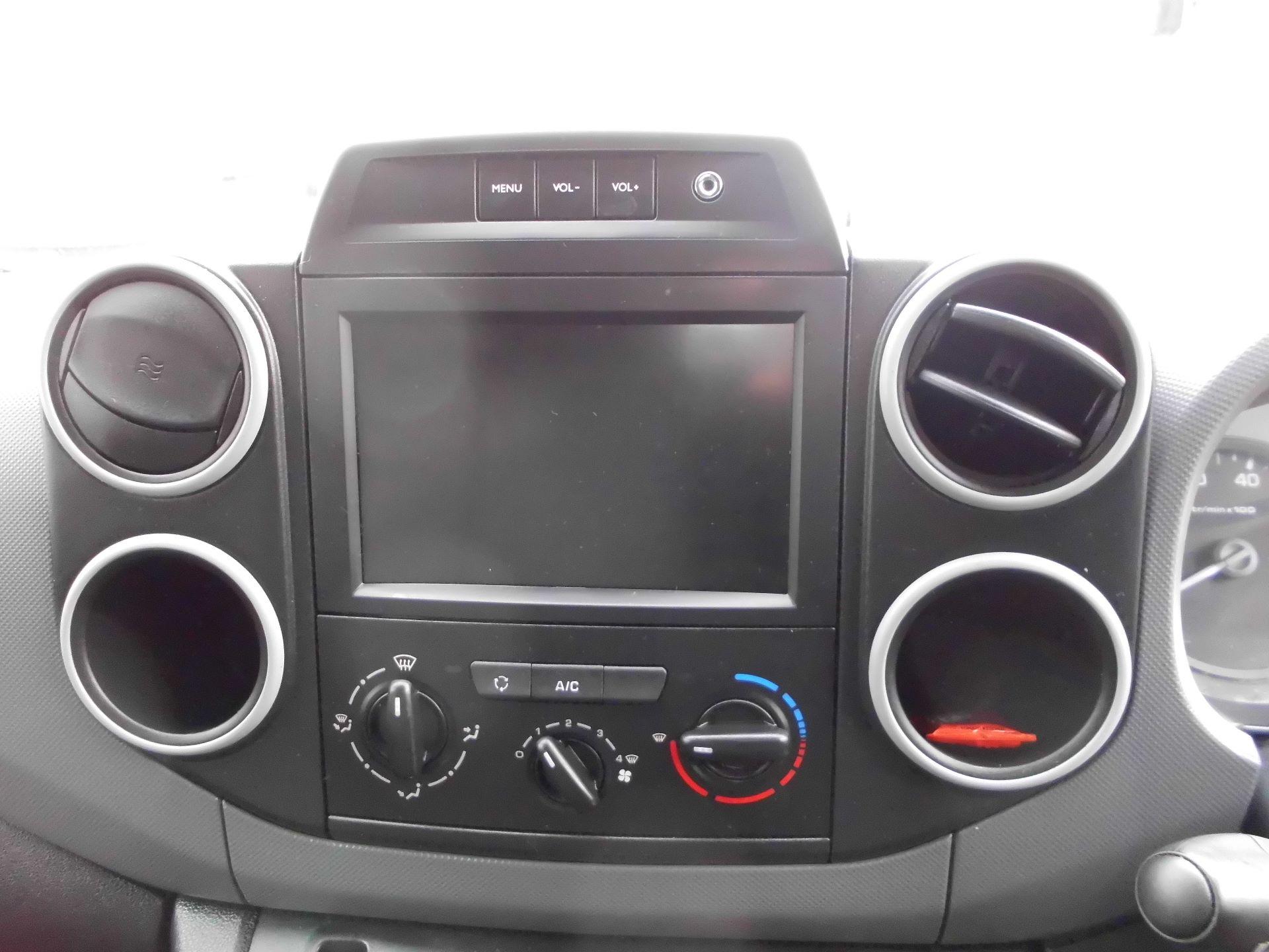2018 Peugeot Partner L1 850 1.6 BLUEHDI 100 PROFESSIONAL (NON S/S)EURO 6 (NX18YWL) Image 6